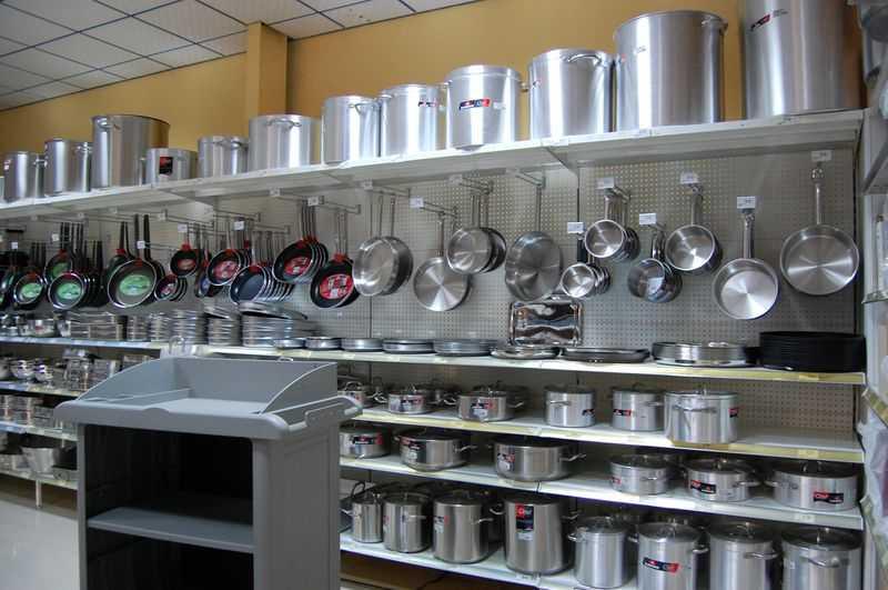 Nuestras instalaciones comercial gal n for Instrumentos de cocina profesional