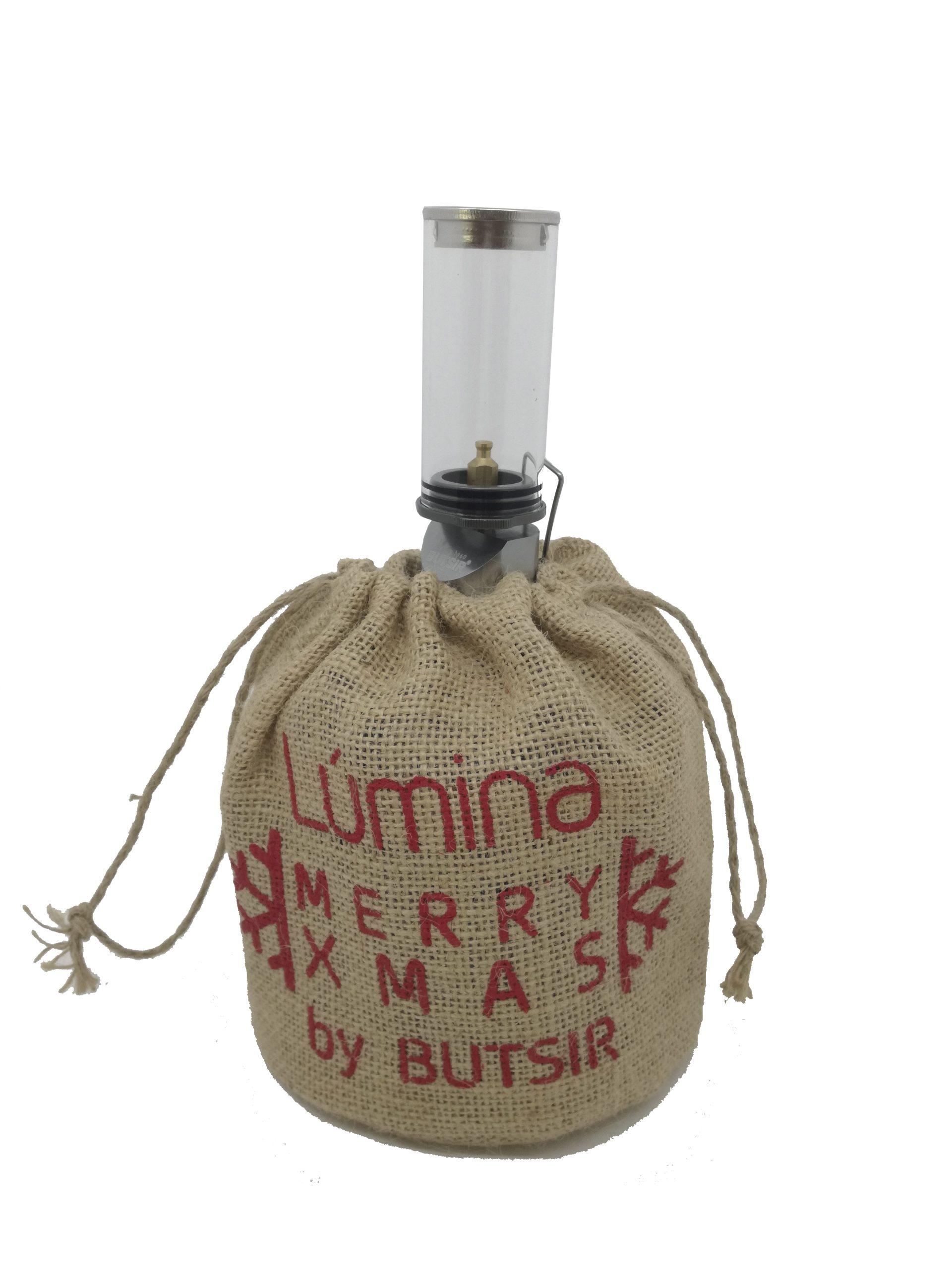 Vela de Gas Lúmina by BUTSIR