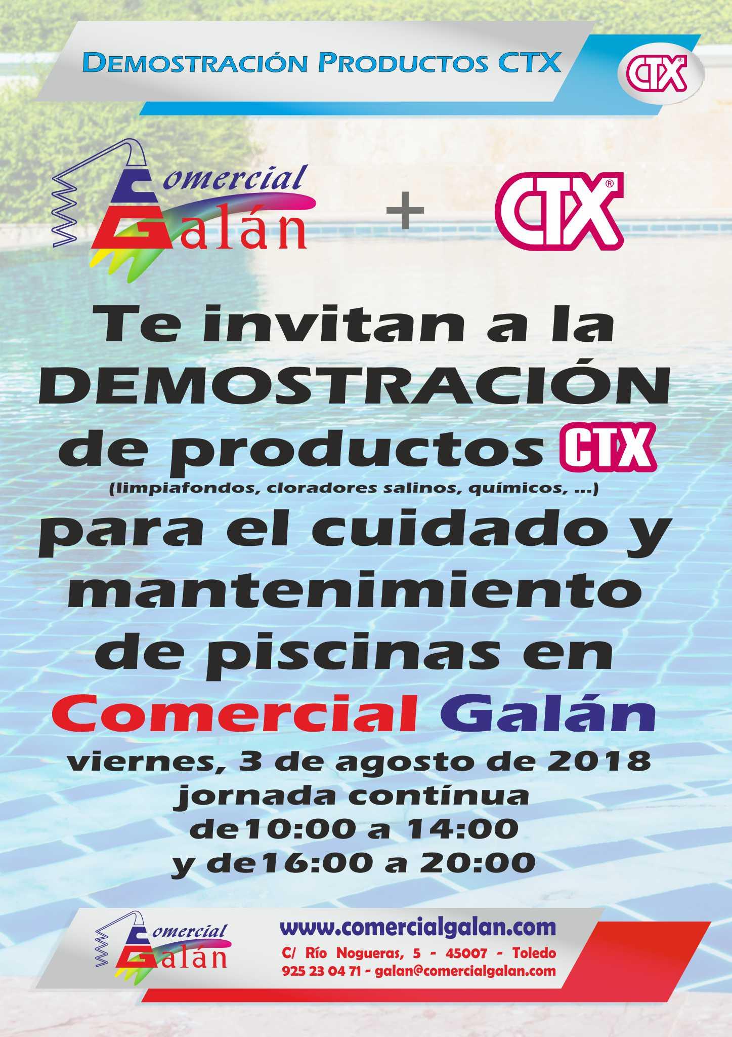 Demostración CTX